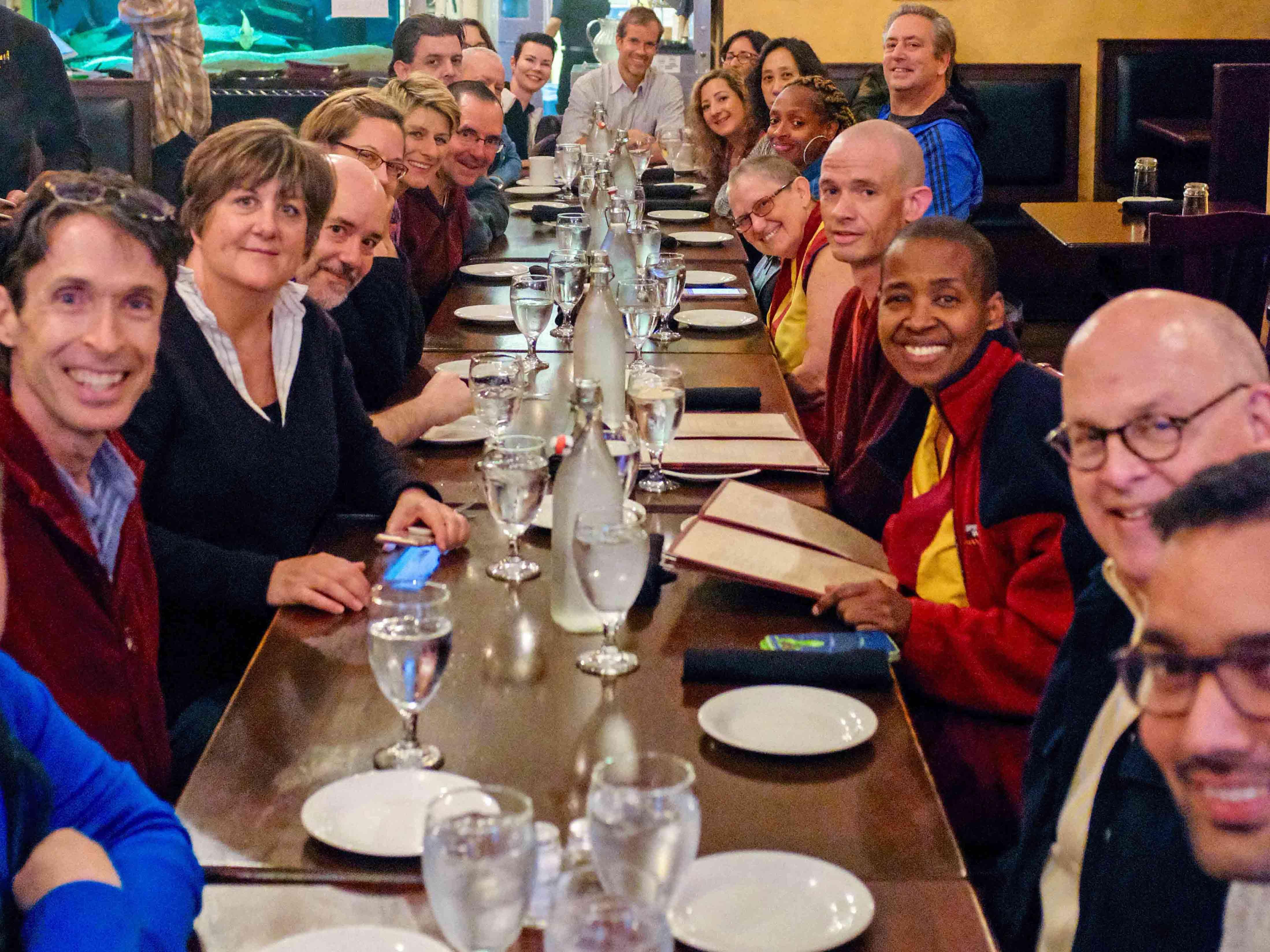 Dinner Social